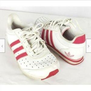 Adidas Original Striped Sneakers Shoes 9 US 41 EU